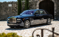 Rolls-Royce Phantom wallpaper 1920x1200 jpg