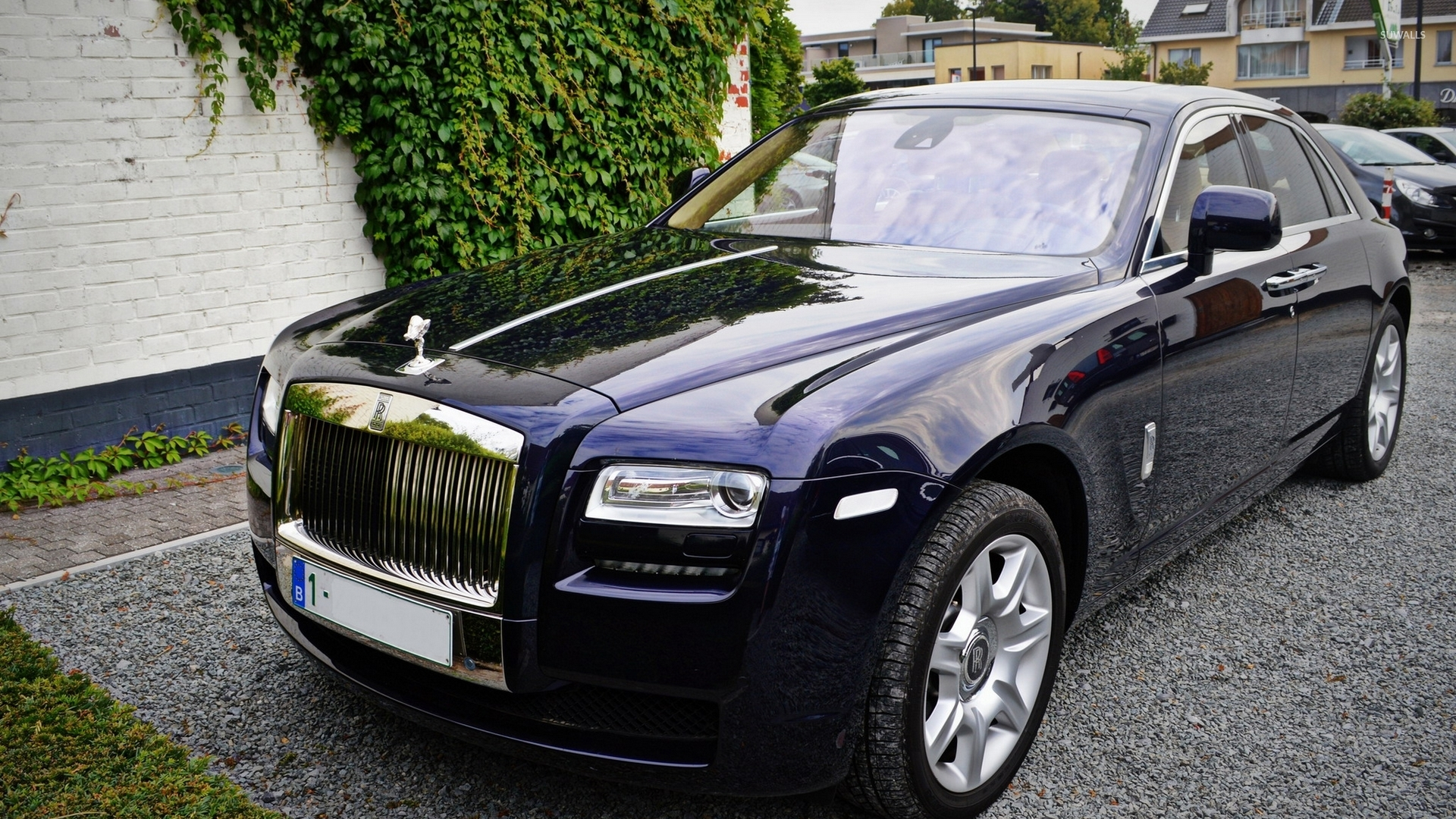 Rolls-Royce Phantom 4 wallpaper - Car wallpapers - #39340
