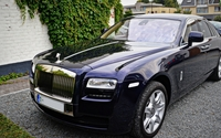 Rolls-Royce Phantom [4] wallpaper 1920x1080 jpg