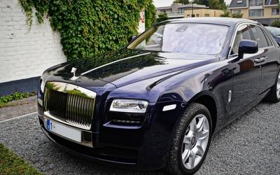 Rolls-Royce Phantom [4] wallpaper