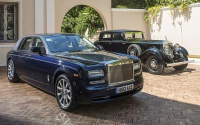 Rolls-Royce Phantom [6] wallpaper
