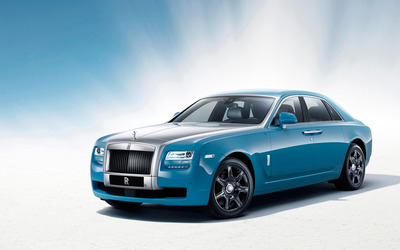 Rolls-Royce Phantom [5] wallpaper