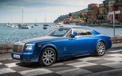 Rolls-Royce Phantom [7] wallpaper