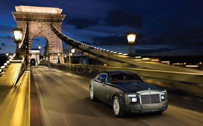 Rolls-Royce Phantom Coupe [2] wallpaper