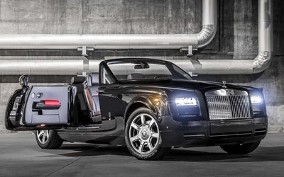 Rolls-Royce Phantom Coupe [3] wallpaper