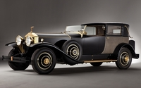 Rolls-Royce Phantom II wallpaper 1920x1200 jpg