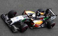 Sahara Force India wallpaper 2880x1800 jpg