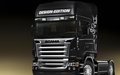 Scania R620 [2] wallpaper