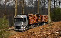 Scania truck wallpaper 1920x1200 jpg