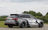 Schmidt Audi RS 6 quattro back side view wallpaper 2560x1600 jpg