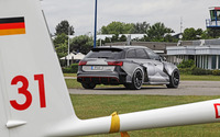 Schmidt Audi RS 6 quattro view from far wallpaper 2560x1600 jpg