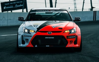 Scion tC Formula D wallpaper