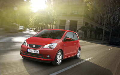 SEAT Mii wallpaper