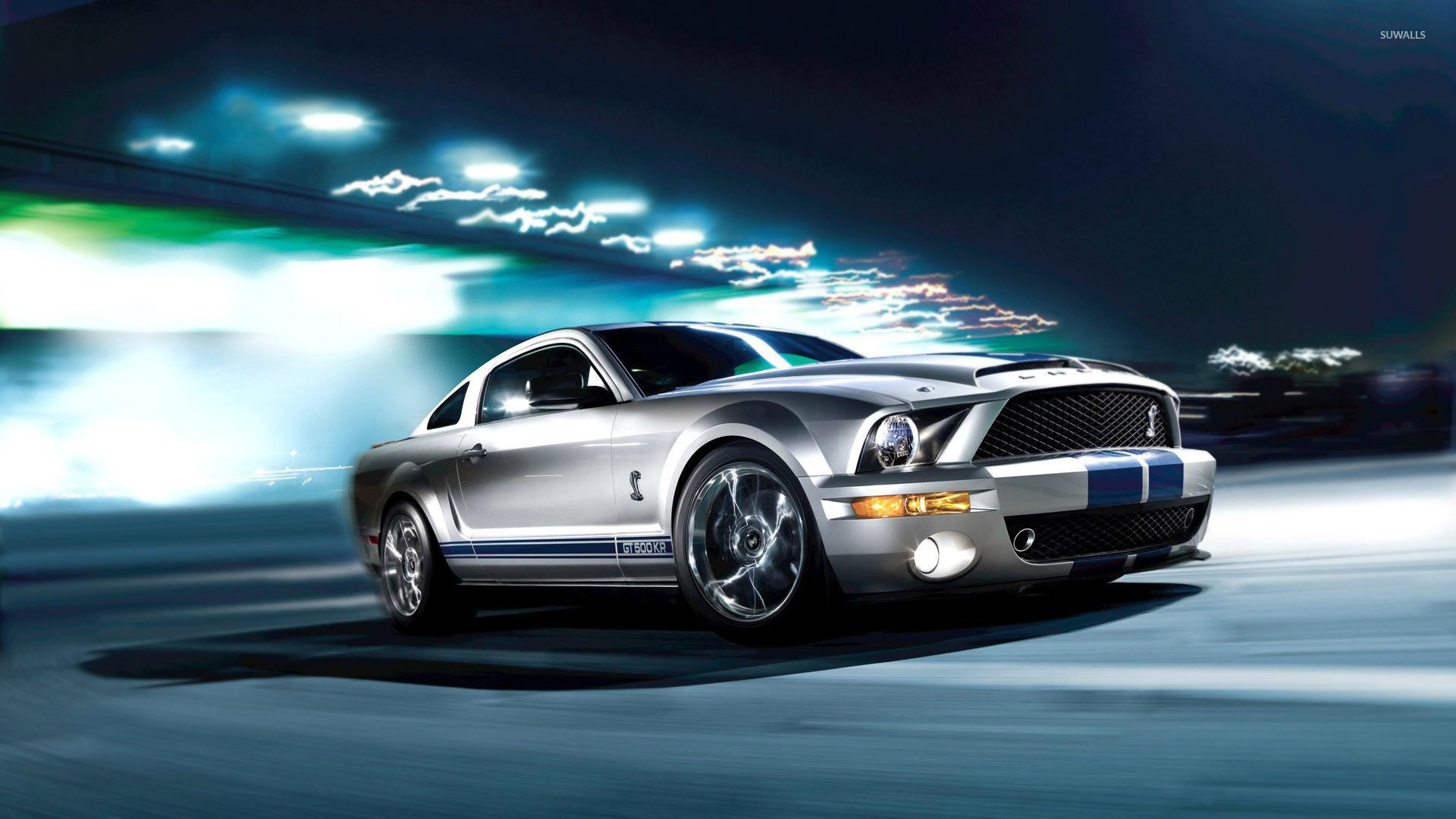 Shelby GT500 wallpaper  Car wallpapers  15216