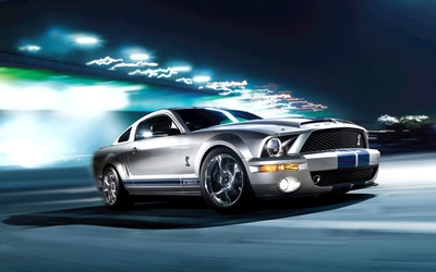 Shelby GT500 wallpaper