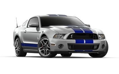 Shelby Mustang [3] wallpaper