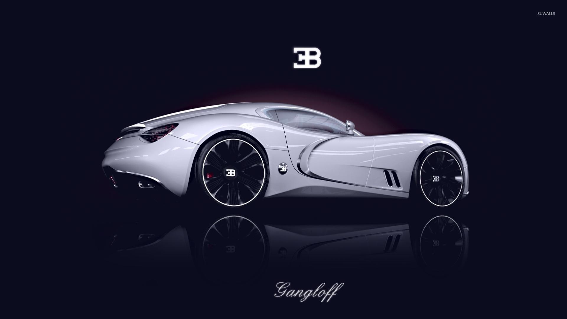 Side View Of A White Bugatti Gangloff Wallpaper Car Wallpapers 52428