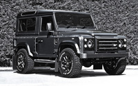 Silver Land Rover Defender wallpaper 2560x1600 jpg