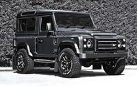 Silver Land Rover Defender wallpaper 2560x1600 jpg