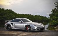 Silver Porsche 997 wallpaper 2560x1600 jpg