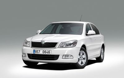 Skoda Octavia wallpaper