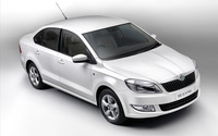 Skoda Rapid wallpaper 1920x1200 jpg