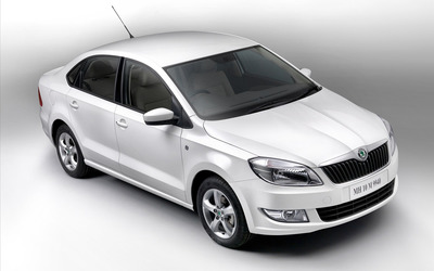 Skoda Rapid wallpaper