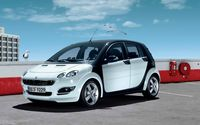 Smart ForFour wallpaper 1920x1200 jpg