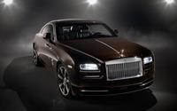 Sparkly Rolls-Royce Wraith wallpaper 2560x1600 jpg