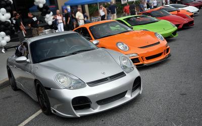 Sport cars Wallpaper