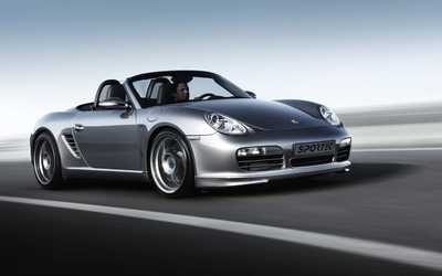 Sportec Porsche Boxster SP 370 wallpaper