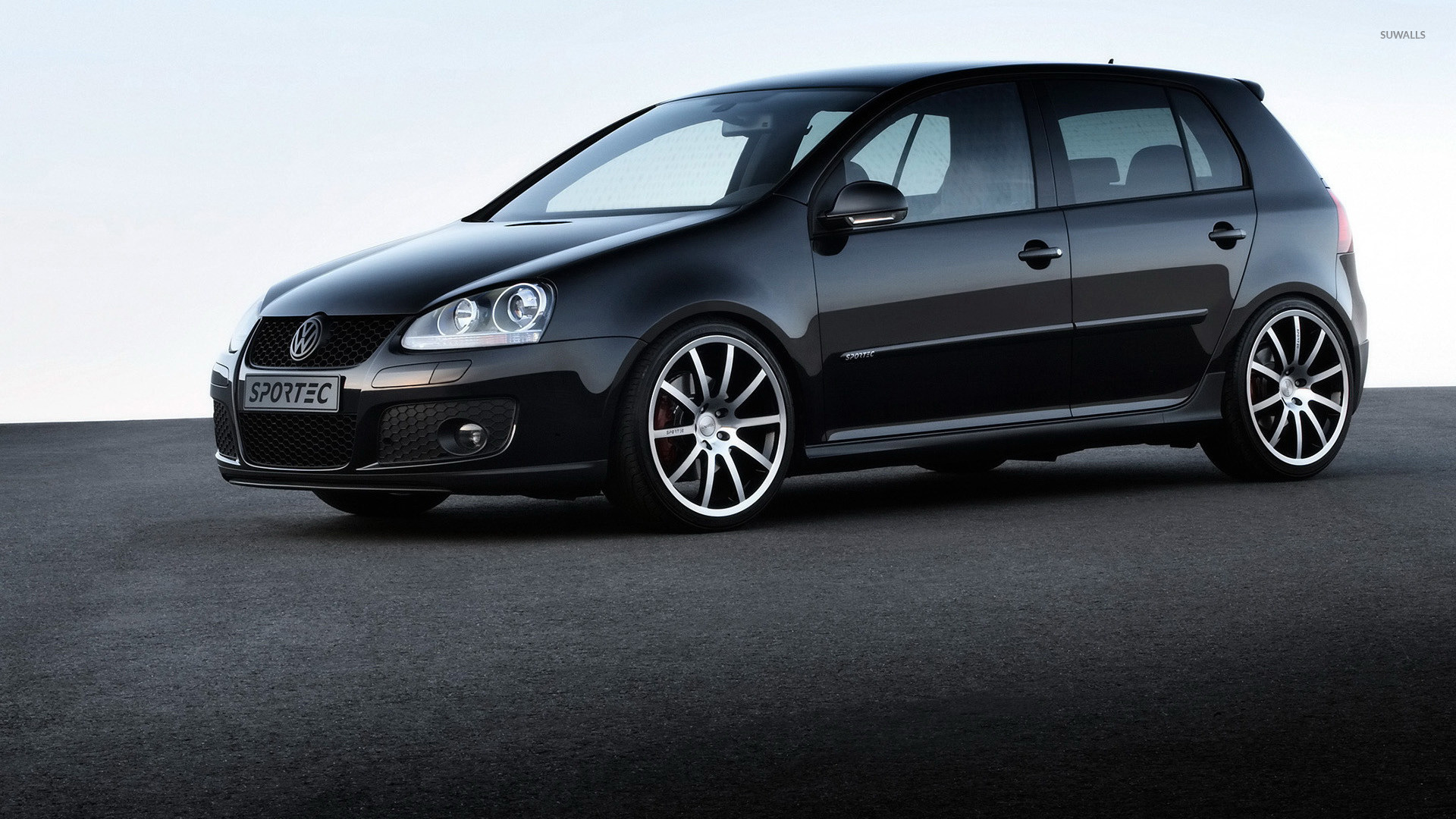 Sportec Volkswagen Golf Mk5 Wallpaper Car Wallpapers