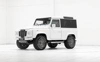 Startech Land Rover Defender wallpaper 3840x2160 jpg