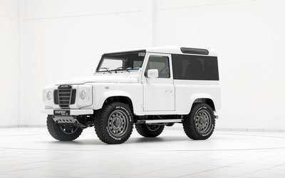 Startech Land Rover Defender wallpaper