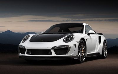 Stinger Porsche 991 [6] wallpaper