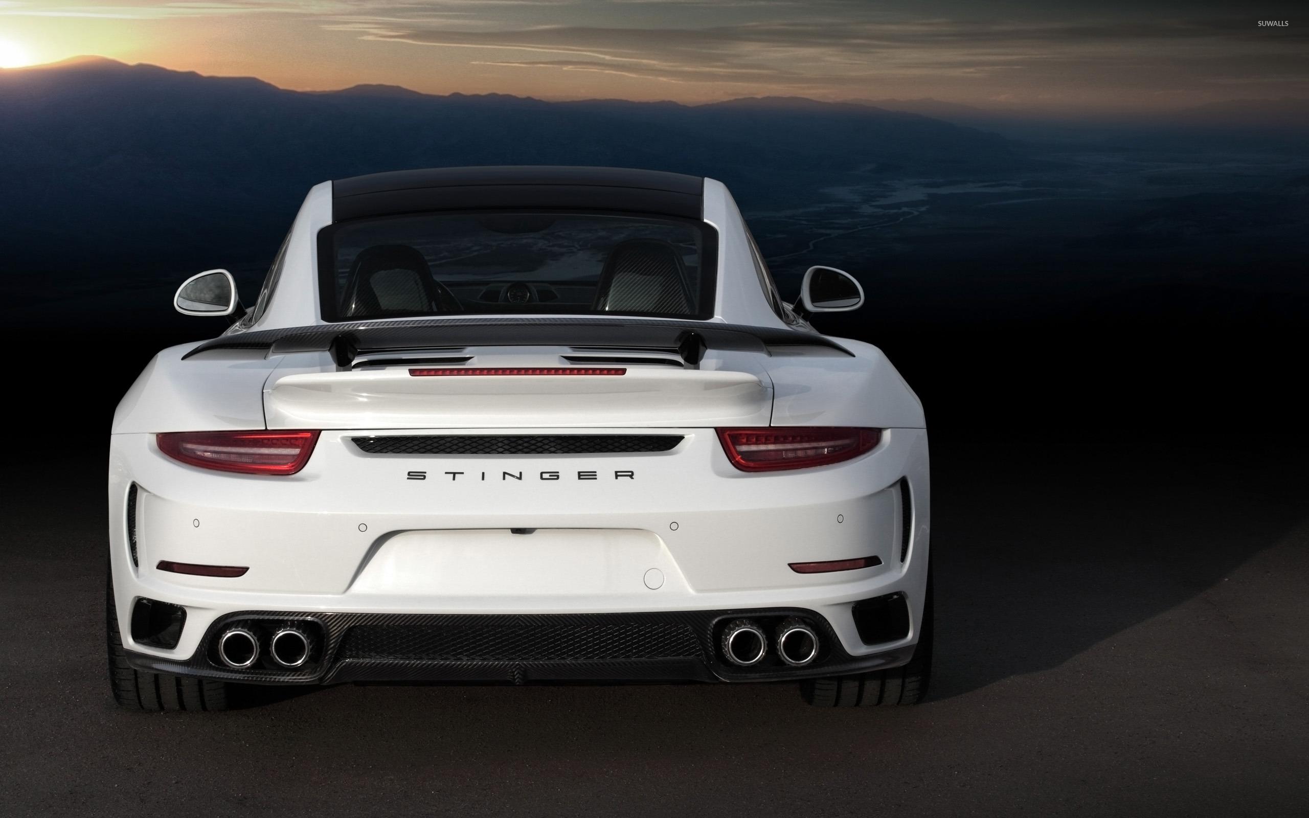 Stinger Porsche 991 7 Wallpaper Car Wallpapers 47036