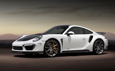 Stinger Porsche 991 wallpaper