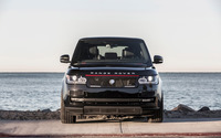 STRUT Land Rover Range Rover front view wallpaper 2560x1600 jpg