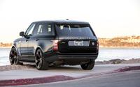 STRUT Land Rover Range Rover parked back side view wallpaper 2560x1600 jpg