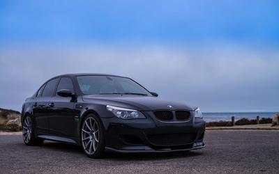 Studie BMW M5 wallpaper
