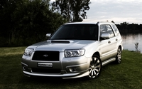 Subaru Forester wallpaper 1920x1200 jpg