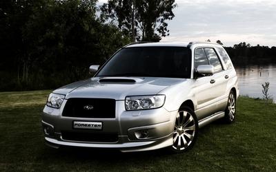 Subaru Forester wallpaper