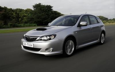 Subaru Impreza Boxer wallpaper