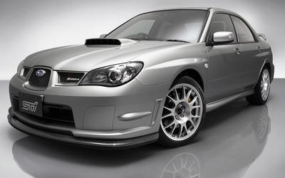 Subaru Impreza S204 wallpaper
