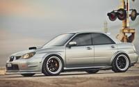 Subaru Impreza STI wallpaper 1920x1080 jpg