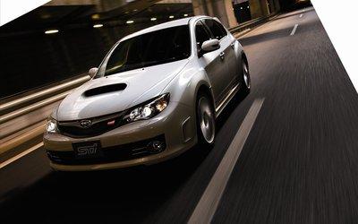 Subaru Impreza WRX STI [12] wallpaper