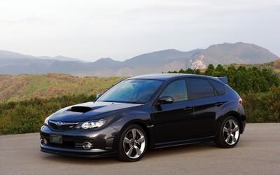 Subaru Impreza WRX STI [7] wallpaper