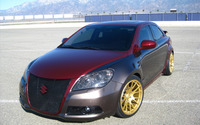 Suzuki Kizashi front side view wallpaper 1920x1200 jpg