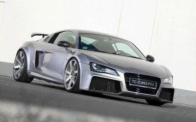 TC Concepts Audi R8 Toxique wallpaper