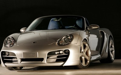 TechArt 2011 Porsche Boxster wallpaper